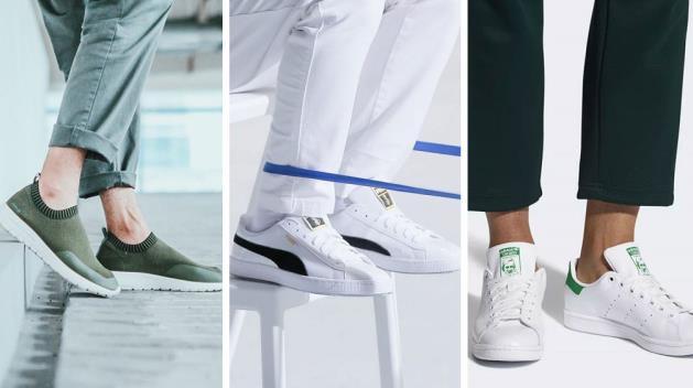 Merk Sepatu Casual Pria